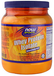 NOW Foods <b>Sports Whey Protein Isolate</b> Natural Unflavored -- 1.2 lb ...