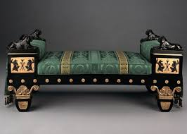 point furniture egypt x: a regency egyptian revival settee designed by thomas hope   for the