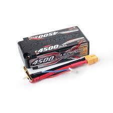 <b>Аккумулятор Sunpadow Li-Po 2S2P</b> 4500mAh 40C/80C XT60 Short ...