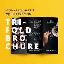 advertisement design tips that turn heads brilliant case trifold brochure banner 04