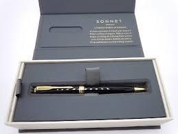 Collectibles Collectible Parker Ballpoint Pens <b>Parker Sonnet Slim</b> ...