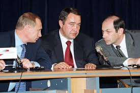 Image result for russian Mikhail Lesin