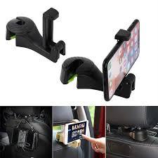 <b>Car</b> Fitg <b>Seat</b> Back Hook Vehicle Headrest <b>Hanger Holder</b> Hooks ...