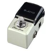 """Мини <b>педаль эффектов</b> Joyo JF-307 """"Clean Glass"""" (<b>Fender</b> style)"""