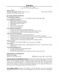 software resume  kevinfontenot cosoftware