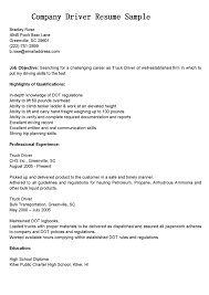 cdl driver resume sample job and resume template cdl bus driver resume sample