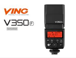 <b>Вспышка</b> накамерная <b>Godox Ving</b> V350F TTL аккумуляторная для ...