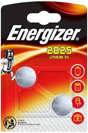 "<b>Батарейка Energizer</b> ""<b>Lithium</b>"", тип <b>CR2025</b>, 3V, 2 шт — купить в ..."