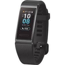 <b>Фитнес</b>-<b>браслет Huawei Band 3</b> Pearl Black (TER-B09) купить в ...