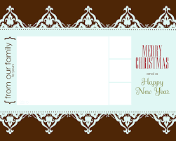 holiday photo card template gykuqcqe