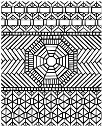 Small Picture Mosaic Coloring Pages Cecilymae