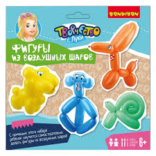Bondibon <b>Набор для изготовления</b> игрушки Фигуры из ...