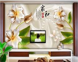 <b>beibehang Custom photo wallpaper</b> 3d mural stereo silk rose home ...