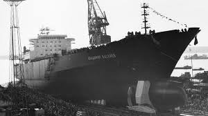 Meet The U.S. Navy Ship That Was <b>Made</b> In The <b>Soviet Union</b>