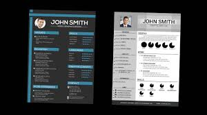 professional clean resume illustrator template illustrator template 9474 create your resume in no time
