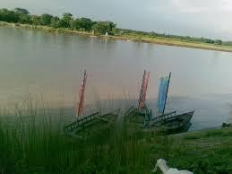 Old Brahmaputra River