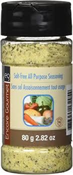 Encore Gourmet Spices & <b>Seasonings</b> - <b>Salt Free All Purpose</b> ...