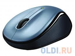 <b>Мышь</b> (910-002334) <b>Logitech Wireless Mouse M325 Light</b> Silver ...