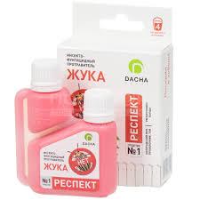 <b>Инсектицид от колорадского жука</b> Респект, 60 мл, Dacha в ...