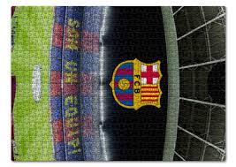 """Пазл 43.5 x 31.4 (408 элементов) """"<b>Барселона</b>"""" #1995738 от ..."""