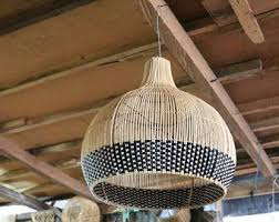16 <b>rattan pendant light</b> coastal lighting <b>contemporary</b>