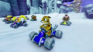 Crash Team Racing Nitro-Fueled single player and split-screen ...