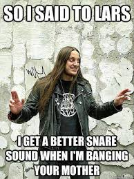 S.G. | Metal Bastards via Relatably.com