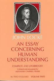 LOCKE ON PERSONAL IDENTITY  Part   of    Text source  Essay Concerning Human