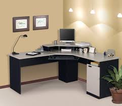 gallery of adorable interior furniture desk ideas for small space featuring glass top and brushed nickel round base legs support equipped black fabric round adorable interior furniture desk ideas small