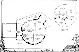 Dome Homes Architecture Design   Home Design and Interior    Yuma Dome Home Floor Plan Sketch