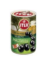 Маслины без косточки - каталог продукции - Маслины ITLV