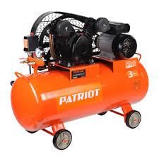 <b>Компрессор PATRIOT</b> PTR 80-450A (80л/8бар/2кВт/450л/мин ...