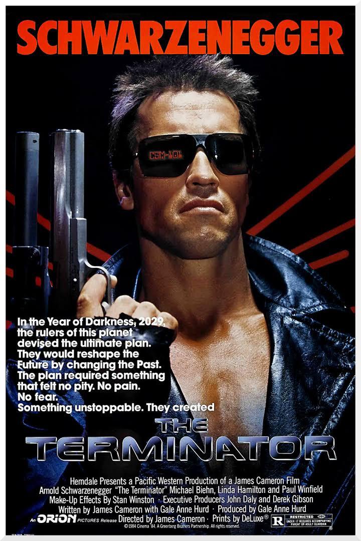 The Terminator (1984) Dual Audio {Hindi-English} 480p| 720p | 1080p