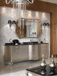 high bathroom lighting luxury decor