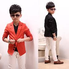 [Hot Sale] Boys <b>Suit Jacket</b> Long-sleeved Children's <b>Small Suit</b> 3-8 ...