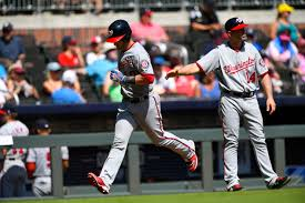 Nationals lead the NL wild-card race, but the schedule does them no ...