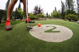 <b>Howling Wolf</b> Mini-Golf | Panorama Mountain Resort