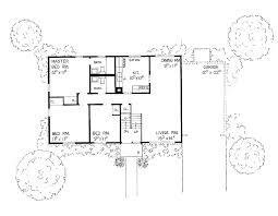 Beautiful Bi Level Home Plans   Modified Bi Level House Plans    Beautiful Bi Level Home Plans   Modified Bi Level House Plans