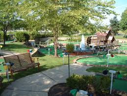 Miniature Golf Courses - Young's Jersey Dairy in Yellow Springs, OH