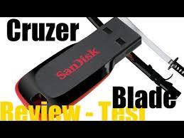 Обзор флеш накопителя - <b>Sandisk</b> Cruzer Blade 8Gb Review and ...