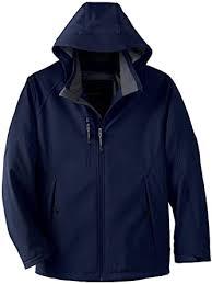 88159 North End Men's <b>Three</b>-<b>Layer</b> Soft Shell Jacket With ...