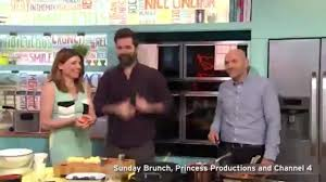 sharon horgan swears live on air on sunday brunch after dropping a video thumbnail comedian and actress sharon horgan causes uproar on twitter after swearing on sunday