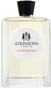 <b>Atkinsons 24 Old Bond</b> Street Eau de Cologne 100ml in duty-free at ...