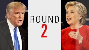 Image result for 2nd presidential debate