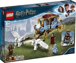 <b>LEGO Harry Potter</b> 75958 <b>Карета</b> школы Шармбатон Приезд в ...
