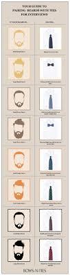 best interview looks for men beards bows n ties com beard and tie pairings
