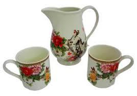 <b>Тарелка</b> 23 см керамика декор серия <b>Японский сад</b> Imari IM35031 ...