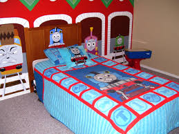 colored bedroom furniture sets tommy: bedroom boys bedroom with bunk bed blue stained wooden bed frames also wit stairs yellow bed cover and pillow soccer themed bedroom design white and yellow