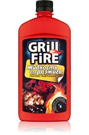 <b>Жидкость для розжига</b>, серия <b>GRILL</b> FIRE, 500 мл, AC-875