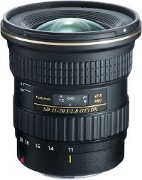 <b>Объектив Tokina</b> AT-X 11-20mm F2.8 Pro DX N/<b>AF</b> для <b>Nikon</b> ...
